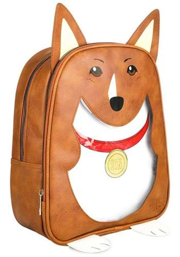 Cowboy Bebop Ein Corgi ITA Mini Backpack