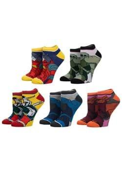 Gundam 5 Pair Ankle Pack