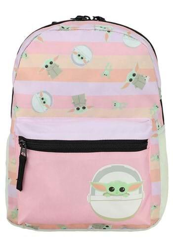 Star Wars The Mandalorian Grogu Pastel Mini Backpack