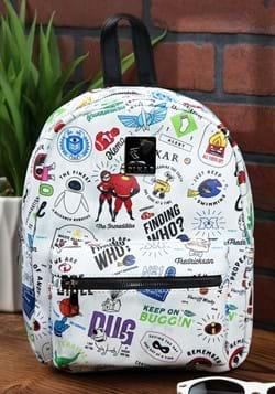 Pixar Icon Toss Print Mini Backpack-1