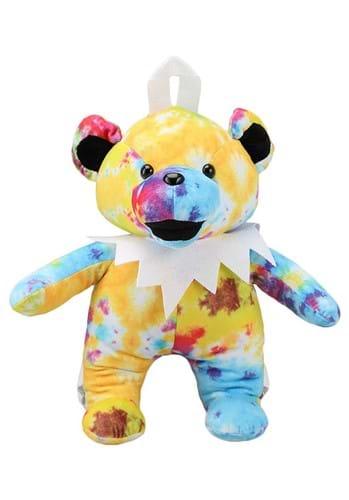 Grateful Dead Dancing Bear Plush Mini Backpack