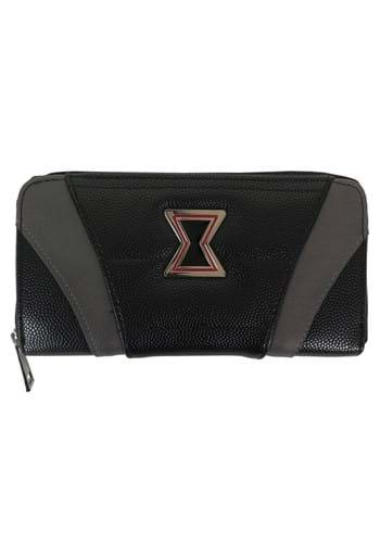 Marvel Black Widow Jrs. Zip Around Wallet