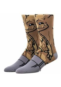 Guardians of the Galaxy Groot 360 Character Socks