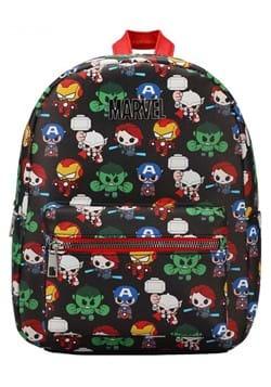 Marvel Chibi Printed Mini Backpack