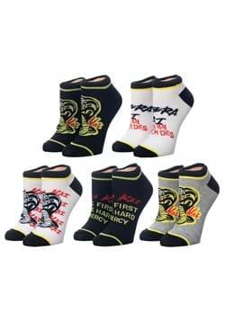 Cobra Kai Ankle Socks 5 Pack