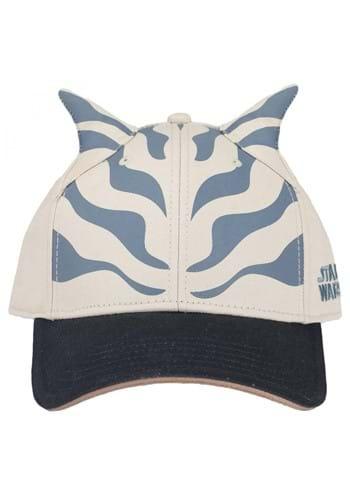 Star Wars The Mandalorian Ahsoka Tano Cosplay Hat