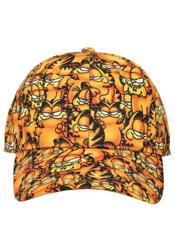 Garfield Airbrushed Character Hat