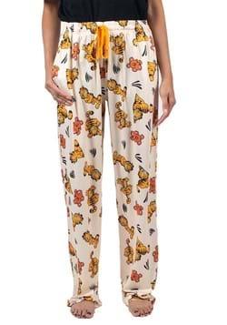 Garfield Adult AOP Sleep Pants