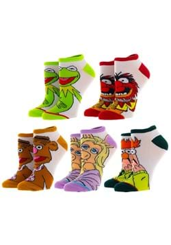 The Muppets 5 Pair Ankle Socks