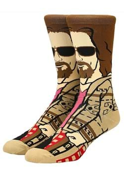 The Big Lebowski The Dude 360 Character Mens Crew