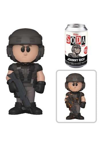 Vinyl SODA Starship Troopers Johnny Rico