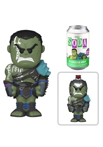 Funko Vinyl SODA Marvel Gladiator Hulk