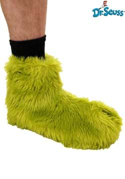 The Grinch Adult Feet