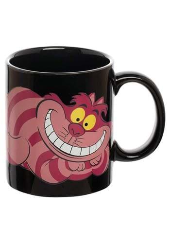 Alice in Wonderland Cheshire Cat 12 oz Heat Reactive Mug