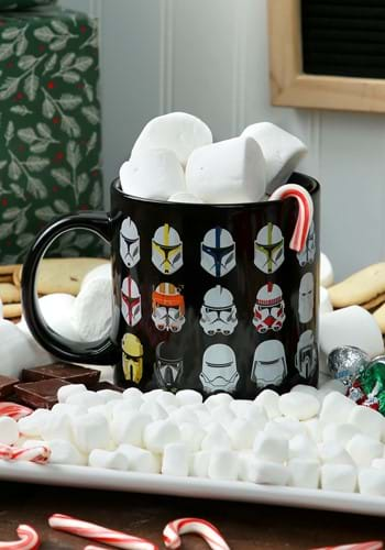 Star Wars Stormtrooper Helmets Mug