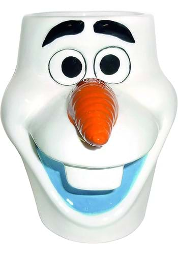 Disney Frozen Olaf 20 oz Sculpted Ceramic Mug