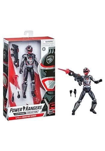 PR Lightning Collection S.P.D. A-Squad Red Ranger