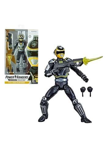 PR Lightning S.P.D. A-Squad Yellow Ranger
