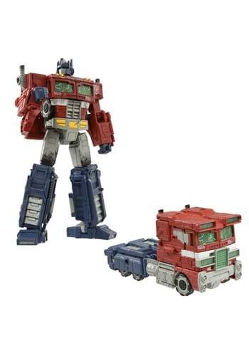 Transformers Premium Finish War for Cybertron Optimus Prime