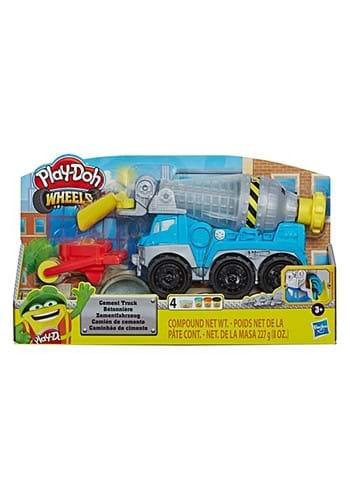 Play Doh Wheels Cement Truck