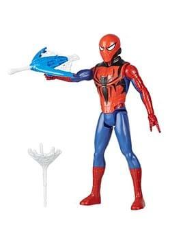 Spider Man Titan Hero Series Blast Gear 12 In Action Figure