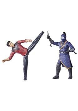 Shang Chi vs Death Dealer 6 inch Action Figures