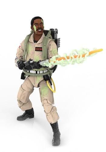 Ghostbusters Glow in the Dark Winston Zeddemore Figure