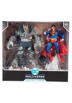 DC Collector Superman vs Devastator Action Figure