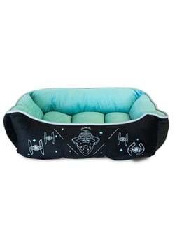 Aqua and Black Star Wars Imperial Fleet Dog Bed