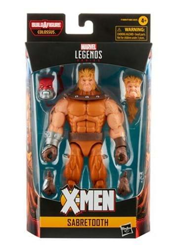 X-Men Age of Apocalypse Marvel Legends Sabretooth