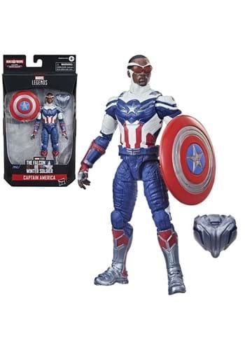 Avengers 2021 Marvel Legends 6-Inch Captain America Figure
