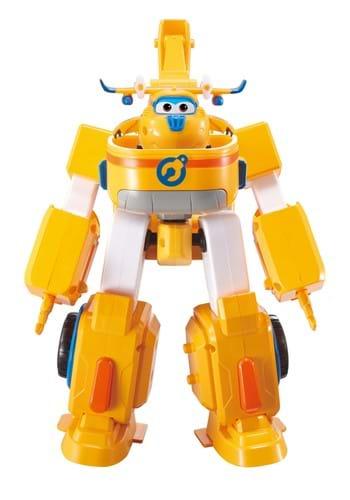 Super Wings Transform A Bot Donnie's Dozer Vehicle