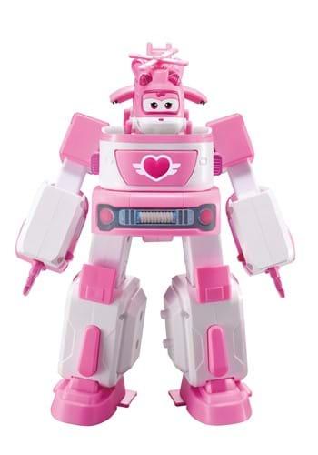 Super Wings Bot Transform A Bot Dizzy