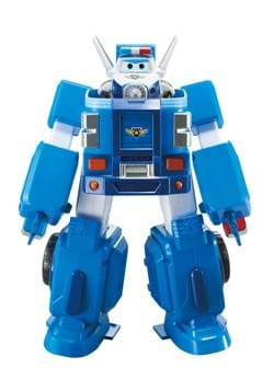 Super Wings Transform-A-Bot Paul's Police Cruiser