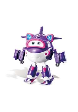 Super Wings Deluxe Transforming Crystal Figure