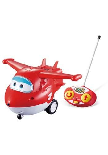 Super Wings Remote Control Jett Figure