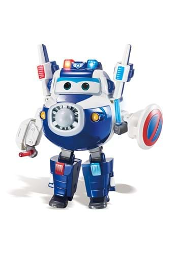 Super Wings Paul Light Up Remote Control Vehicle