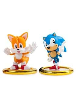 Sonic the Hedgehog 3 Inch Vinyl 2 Pack Sonic Tails Series 1