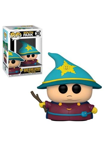 Funko POP South Park Grand Wizard Cartman