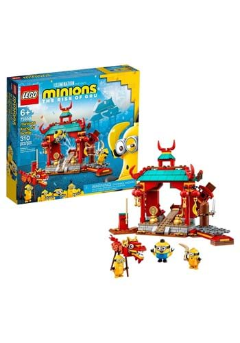 LEGO Minions Kung Fu Battle