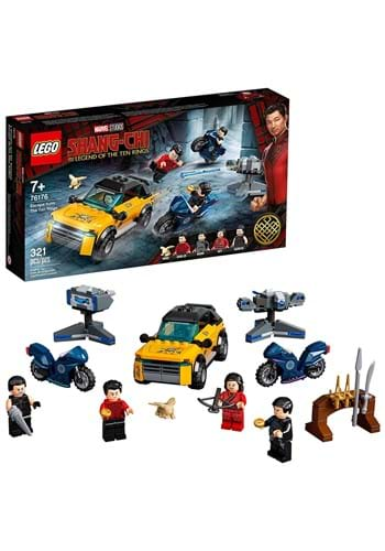 LEGO Shang-Chi Legend of the Ten Rings Set