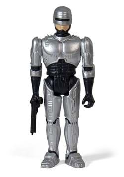 Robocop Reaction Figure