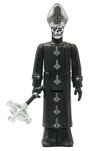 Ghost Papa Emeritus II Reaction Figure