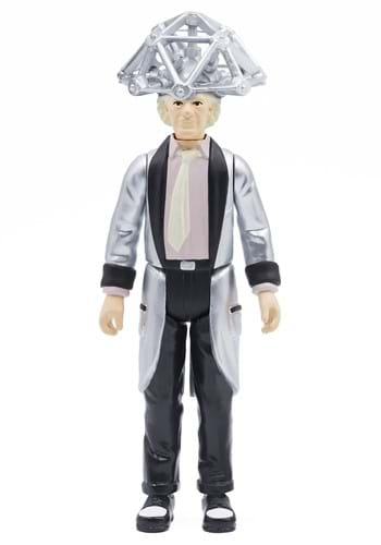 Back to the Future Reaction Figure Wave 2 Fifties Doc Brown