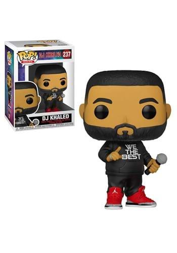 DJ Khaled Funko POP Rocks
