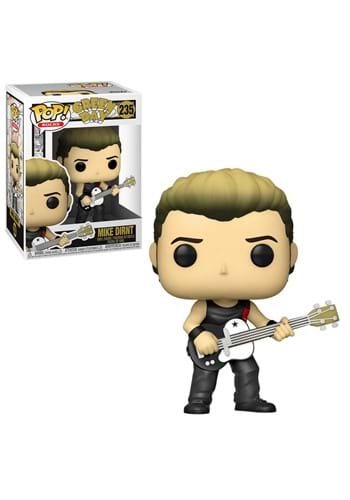 Funko POP Rocks Green Day Mike Dirnt