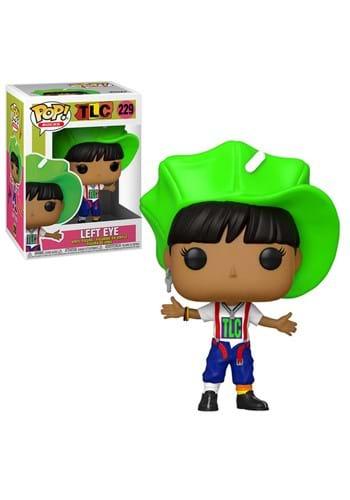 POP Rocks TLC Left Eye Figure