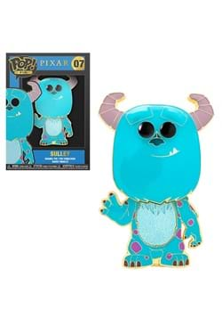 Funko POP Pins Monsters Inc Sulley
