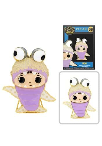 Funko POP Pins Monsters Inc Boo in Monster Suit