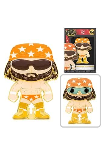 Funko POP Pins WWE Randy Macho Man Savage